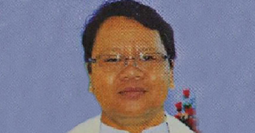 DEATH NOTICE<br>Fr. Basilius Iswadi (REPAC)