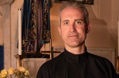 PROFESIÓN PEPETUA Y ORDENACÍON DIACONAL<br>P. Antony Connelly (PATR)