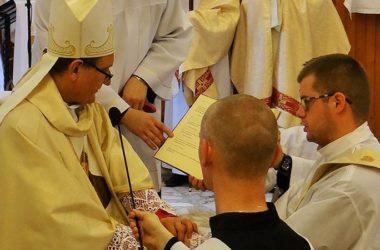 ORDINATION<br>Fr. Grzegorz Mossakowski (ASSUM)