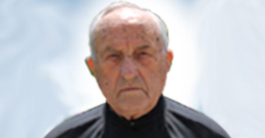 DEATH NOTICE<br>Fr. Jesús Lizarraga Iribarren (SCOR)