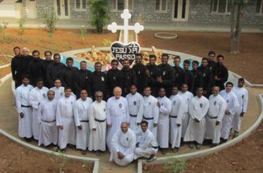 VISITA ALLE MISSIONI PASSIONISTE IN INDIA<br>5 – 15 maggio 2019