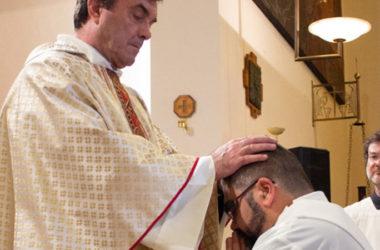 ORDINATION<br>Fr. Alberto Sorcinelli (MAPRAES)