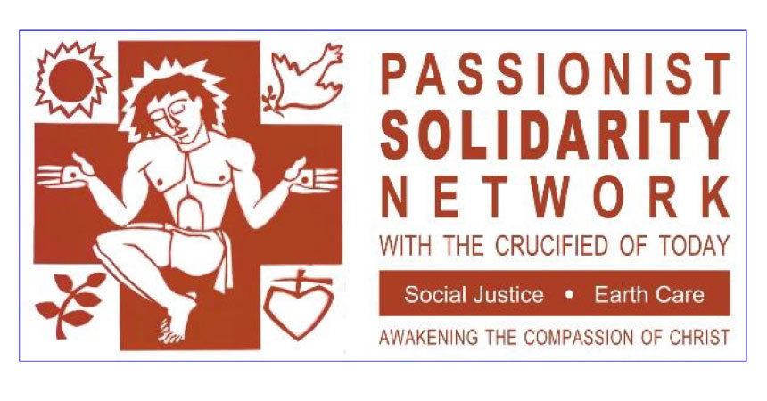 PASSIONIST SOLIDARITY NETWORK Newsletter<br>AUGUST 2019