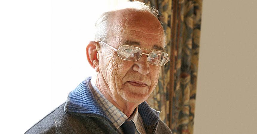 DEATH NOTICE<br>Fr. Sylvain Quevrin