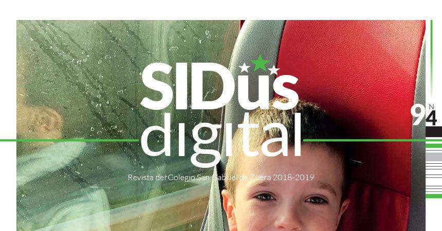 SIDus – Revista del Colegio San Gabriel de Zuera<br>N 94 (2019)