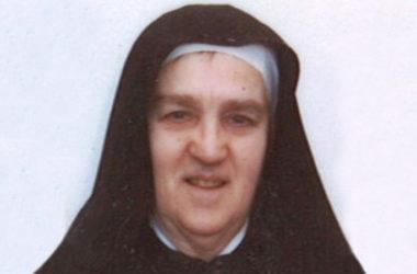 DEATH NOTICE<br>Sr. Severina Villegas Marañón, C.P.