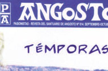"""Revista """"ANGOSTO"""" Septiembre-Octubre 2019"""