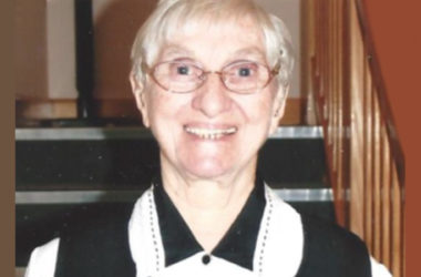DEATH NOTICE<br>Sr. Kathleen Shelly, CP