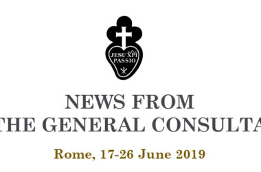 NEWS FROM THE GENERAL CONSULTA<br>Rome, 17-26 June 2019