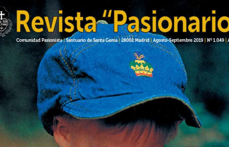 """Revista """"PASIONARIO"""" Agosto-Septiembre 2019"""
