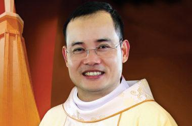ORDINATION<br>Fr. Paul Nguyễn Xuân Vượng (SPIR)