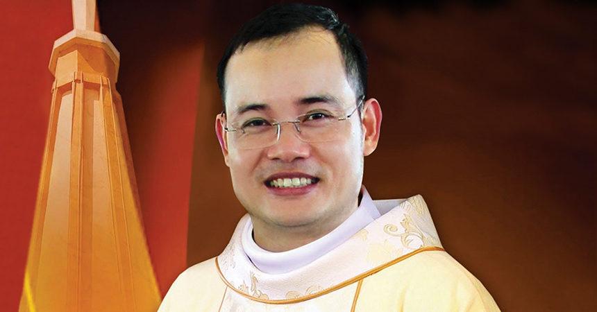 ORDINAZIONE<br>P.  Paul Nguyễn Xuân Vượng (SPIR)