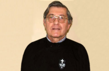 DEATH NOTICE<br>Fr. Andrea Adobati (MAPRAES)