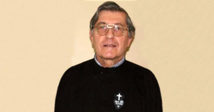 DEATH NOTICE<br>Fr. Andrea Adobati (MAPRAES)