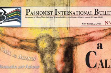 Passionist International Bulletin<br>N°47 (2-2019)