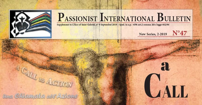 Passionist International Bulletin<br>N°47 (2-2019)