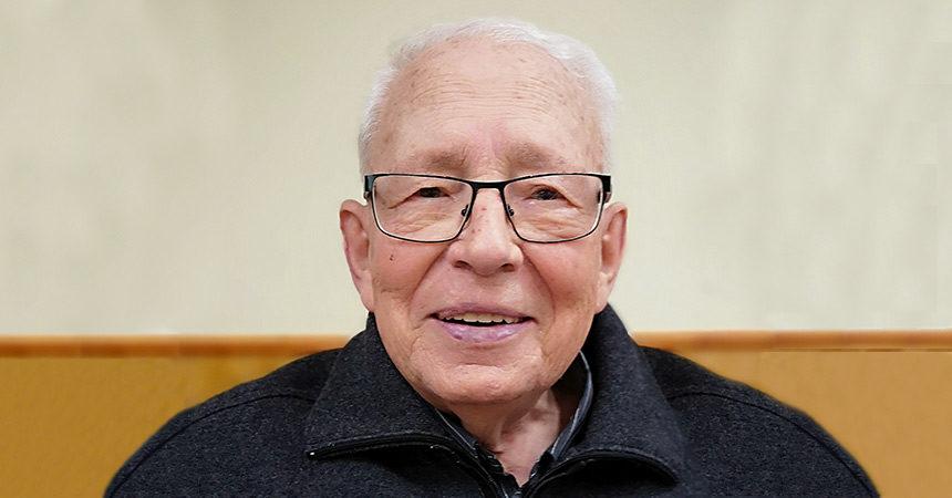 DEATH NOTICE<br>Fr. Heraclio Merino Escudero (SCOR)