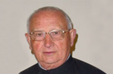 DEATH NOTICE<br>Fr. Ángel Cruz León (SCOR)