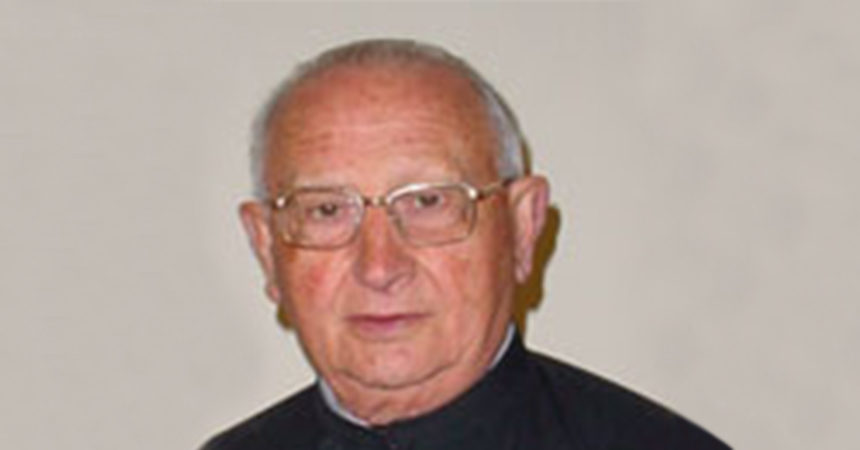 DEATH NOTICE<br>Fr. Ángel Cruz León (SCOR)