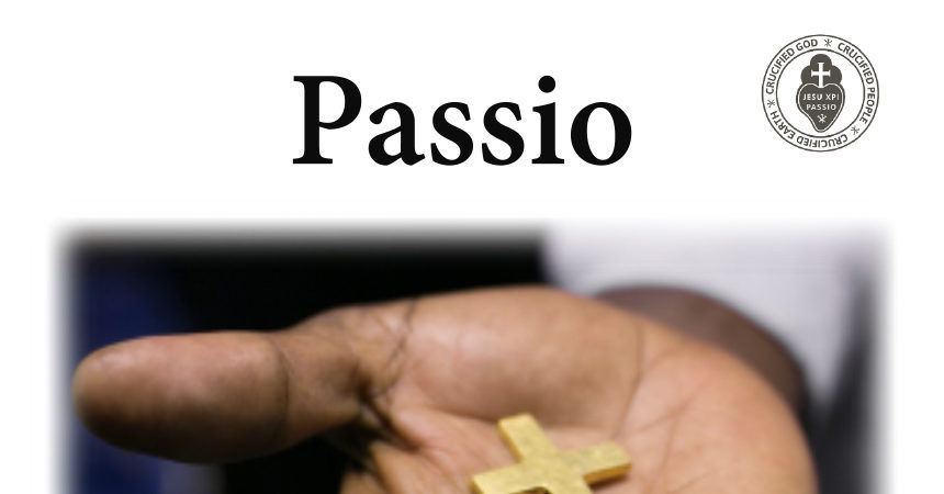 PASSIO – Newsletter… St. Joseph's Province<br>JULY 2018 (Issue 2)