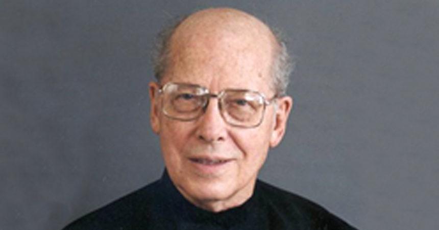 DEATH NOTICE<br>Fr. Randal Joyce (CRUC)