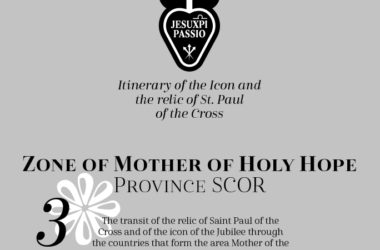 Album 03 Itinerary of the Icon and the relic… [Province SCOR]<br>ZONE OF MOTHER OF HOLY HOPE
