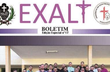 """Boletim de la Provincia """"EXALT"""" Edição ESPECIAL (n° 17)"""
