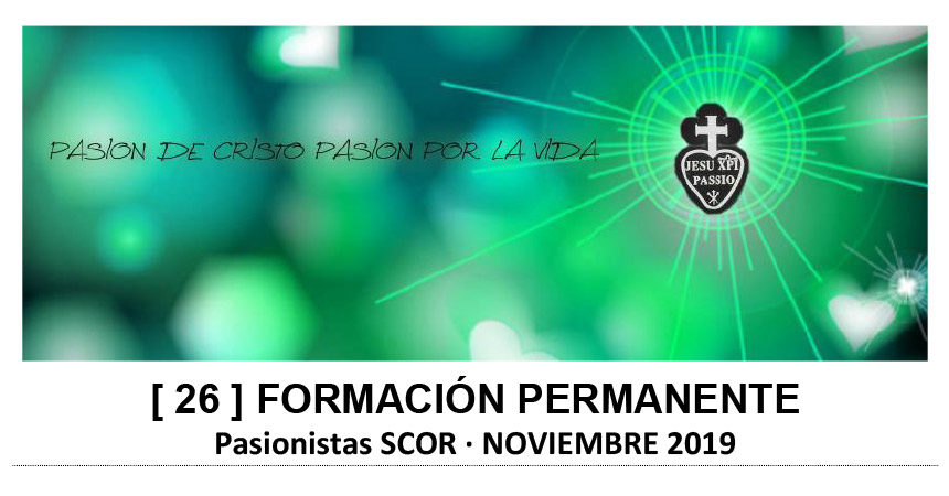 FORMACIÓN PERMANENTE SCOR – Noviembre 2019 [26]