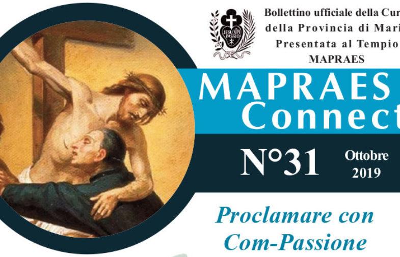"""Bollettino """"MAPRAES Connect"""" – Ottobre 2019"""