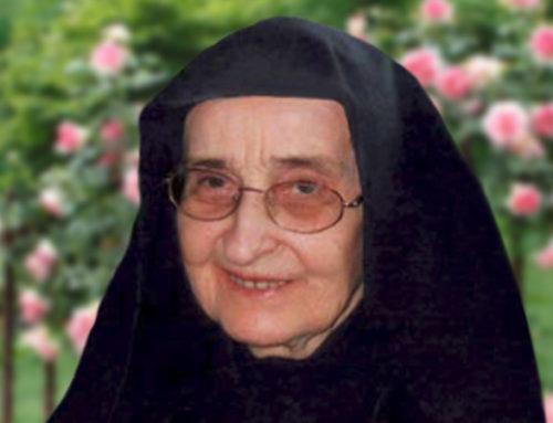 INFORMAZIONE DEL DECESSOSr. Maria Giustina dell'Assunta (Beccaro) CP