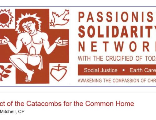PASSIONIST SOLIDARITY NETWORK Newsletter – December 2019