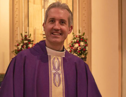 ORDENACIÓN P. Antony Connelly (PATR)
