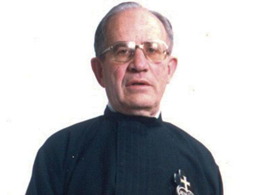 INFORMACIÓN DEL FALLECIMIENTOP. Félix Sierra Moreno (SCOR)