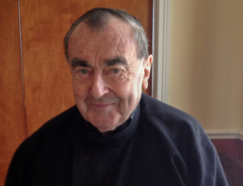 DEATH NOTICEFr. Dermot O'Carroll (PATR)