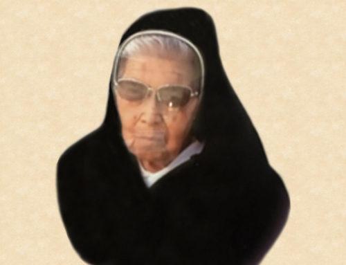 INFORMAZIONE DEL DECESSOSr. María Abigail Rodríguez Mendoza, C.F.P.