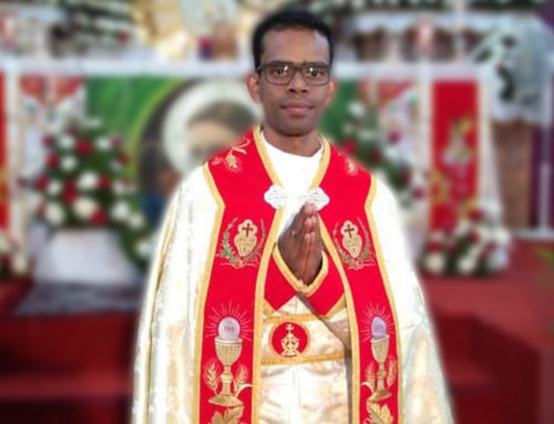 ORDINATIONFr. Antony John (THOM)