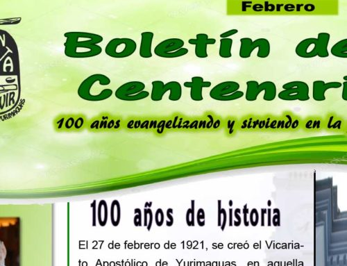 BOLETÍN DEL CENTENARIOFebrero 2020
