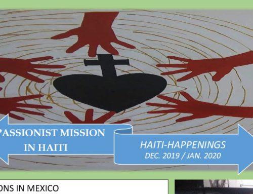 HAITI HAPPENINGS Dec. 2019 / Jan. 2020