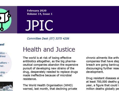 Passionist JPIC Australia – February 2020