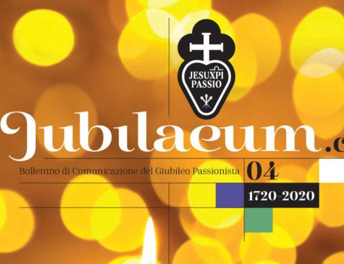 """Bollettino """"JUBILAEUM"""" – 04"""
