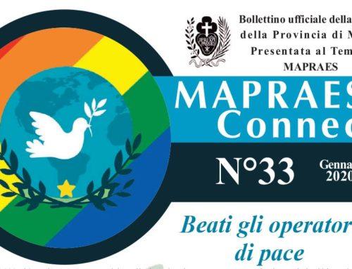 "Bollettino ""MAPRAES Connect"" – GENNAIO 2020"