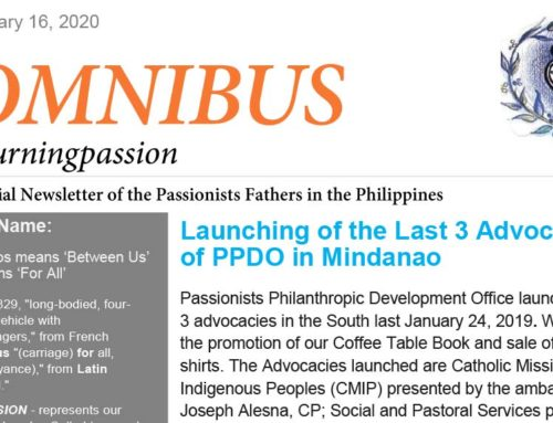 OMNIBUS burningpassion – PhilippinesFebruary 16, 2020