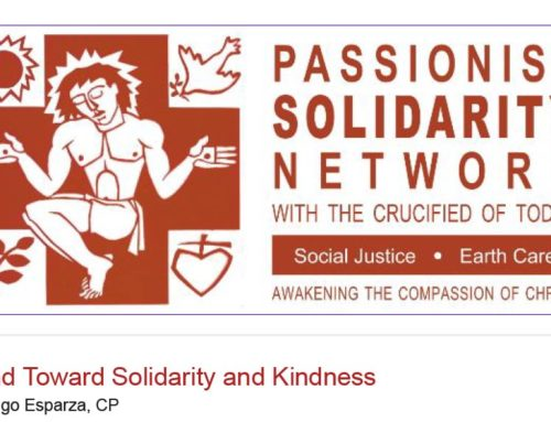 PASSIONIST SOLIDARITY NETWORK Newsletter – February 2020