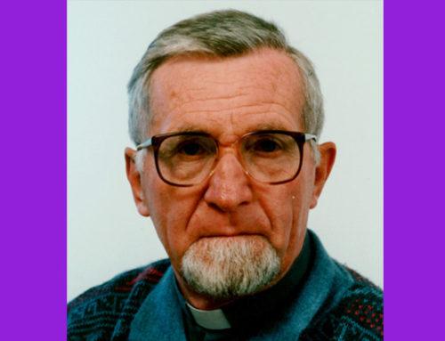 INFORMACIÓN DEL FALLECIMIENTO P. Gerardo Bottarelli (MAPRAES)