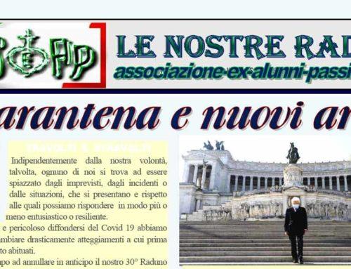 Bollettino ASEAP – Maggio/Giugno 2020