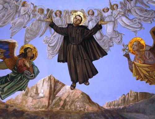 Santuario San Gabriel: Primer Centenario de la Canonización de San Gabriel