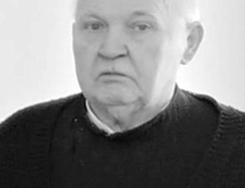 INFORMACIÓN DEL FALLECIMIENTO P. Ludwik Stefanski, CP.