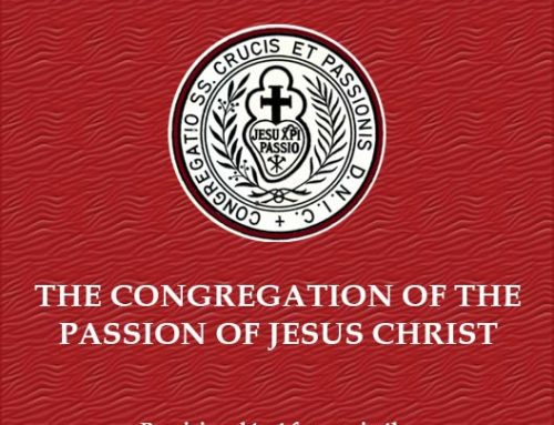 The Passionist Sacramentary, A Provisional Text in English