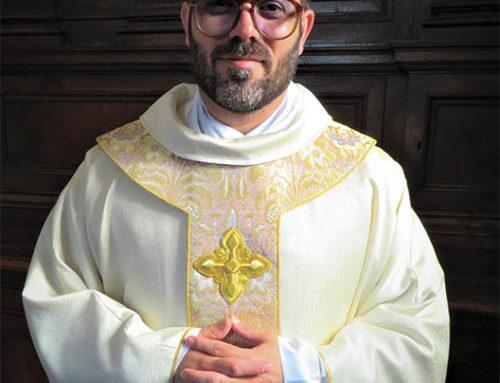 ORDINAZIONE SACERDOTALE P. Francesco Leonardi (MAPRAES)