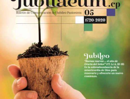 Boletín de Comunicación del Jubileo Pasionista-05